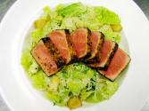 Blackened Tuna Caesar
